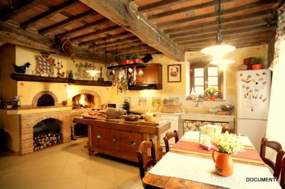Vista dalla casa vacanze Affitto Villa  60974 Lucca