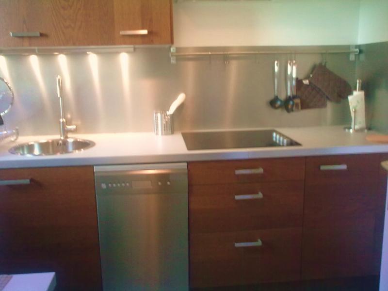 Cucina separata Affitto Monolocale 61032 Nizza