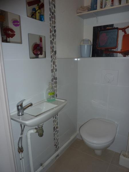 WC indipendente Affitto Monolocale 6111 Palavas-les-Flots