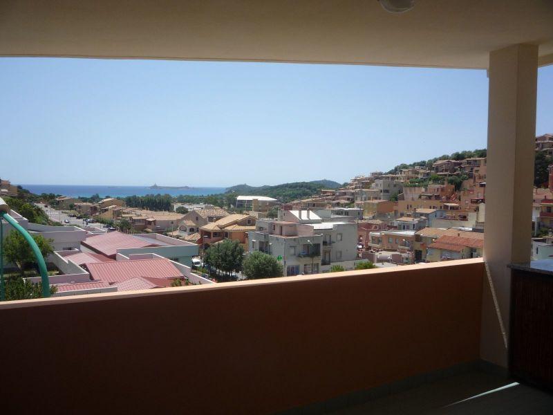 Vista dalla casa vacanze Affitto Appartamento 61164 Villasimius