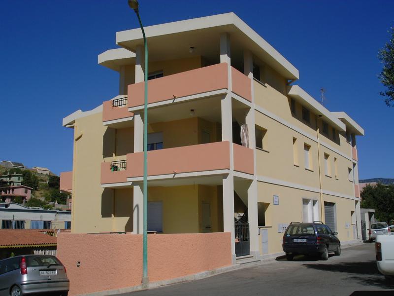 Vista esterna della casa vacanze Affitto Appartamento 61164 Villasimius