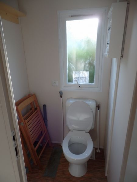 WC indipendente Affitto Casa mobile 61307 Les Mathes