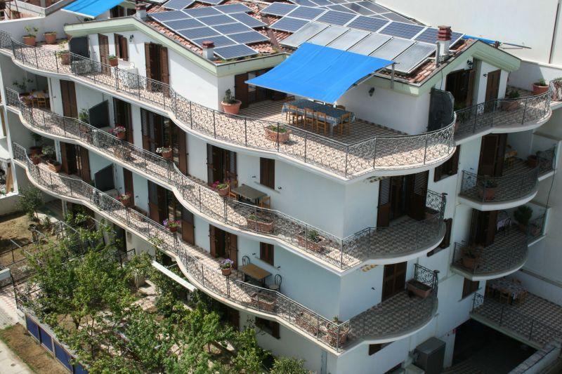 Vista esterna della casa vacanze Affitto Casa 61446 Roseto degli Abruzzi