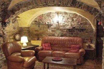 Zona notte aperta Affitto Appartamento 61681 Santo Stefano al Mare