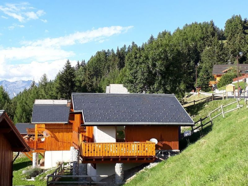 Balcone Affitto Chalet 61935 Peisey-Vallandry