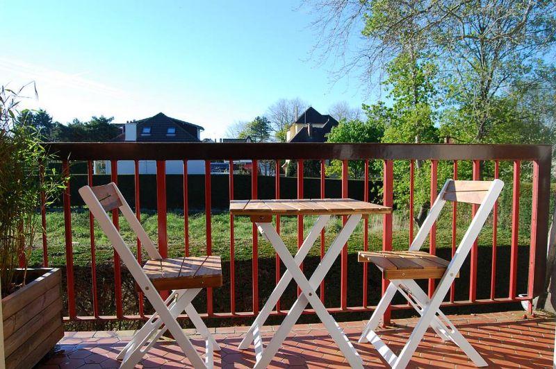 Balcone Affitto Appartamento 62026 Cabourg