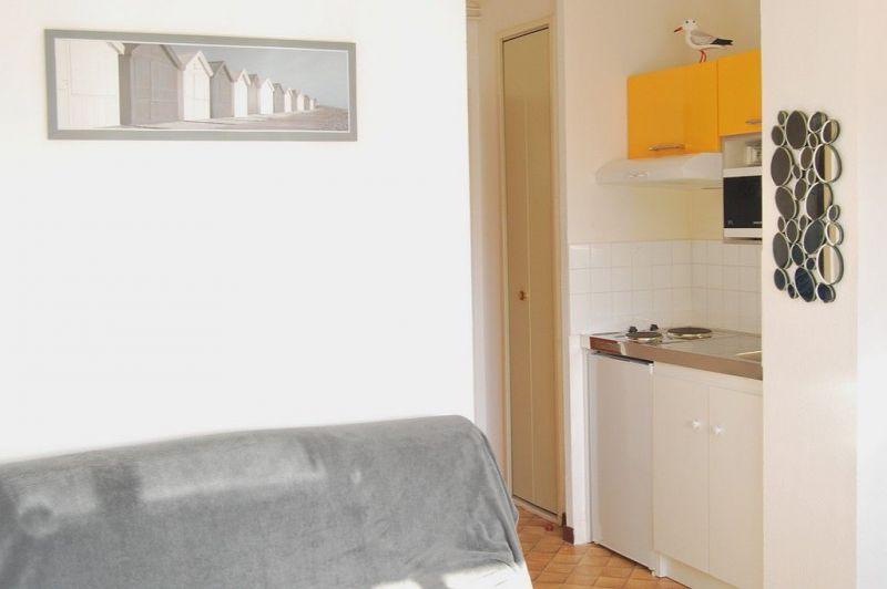 Sala da pranzo Affitto Appartamento 62026 Cabourg
