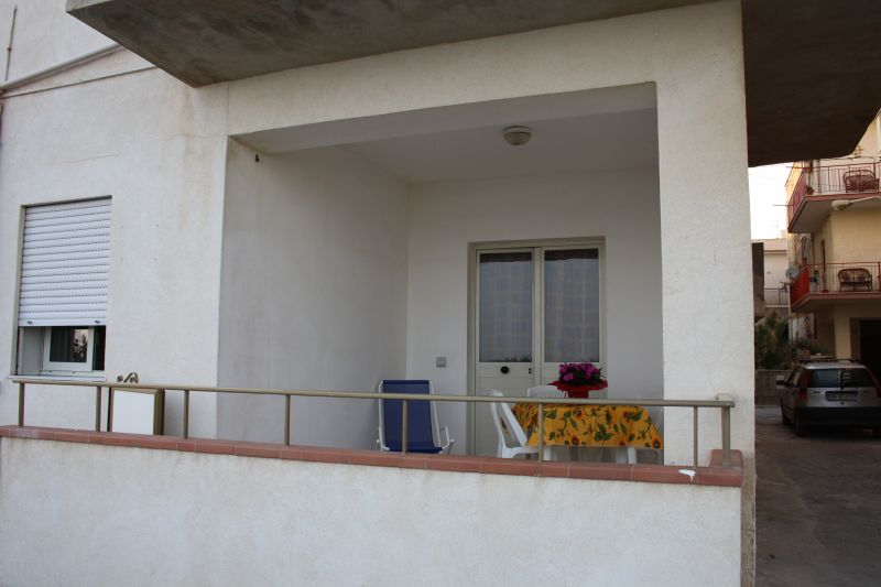 Vista esterna della casa vacanze Affitto Appartamento 62083 Sciacca