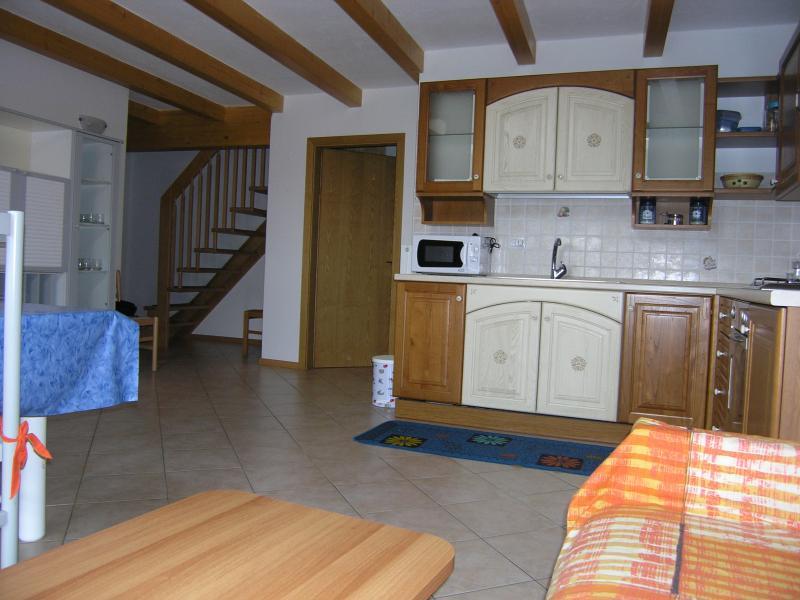 Cucina all'americana Affitto Appartamento 62369 Malè