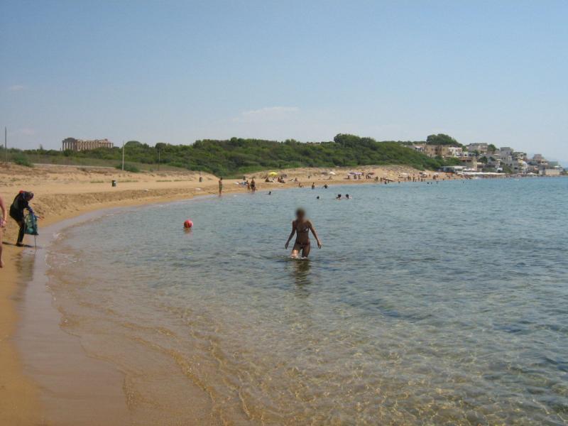 Spiaggia Affitto Appartamento 62402 Castelvetrano Selinunte