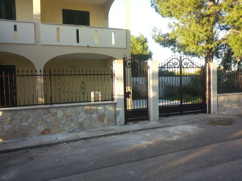 Vista esterna della casa vacanze Affitto Appartamento 62430 Porto Cesareo