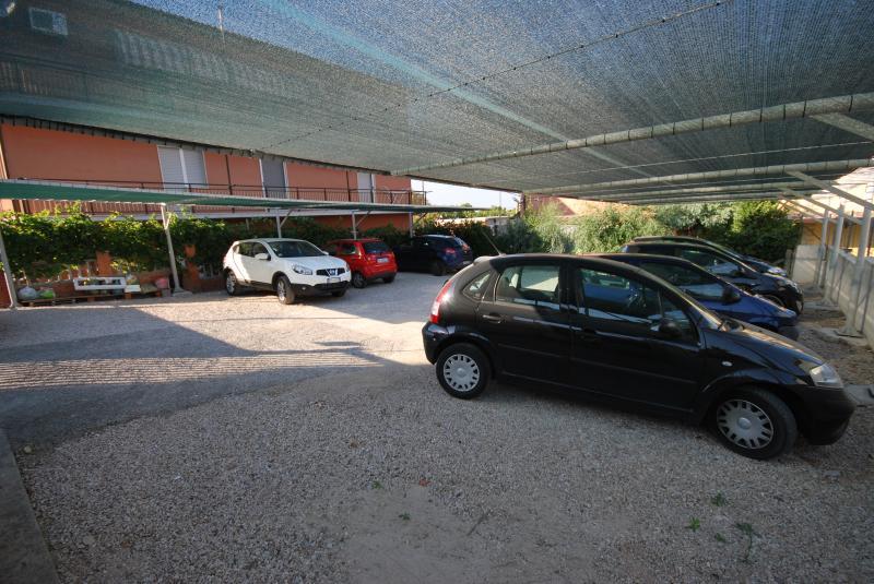 Parcheggio Affitto Appartamento 62535 Termoli
