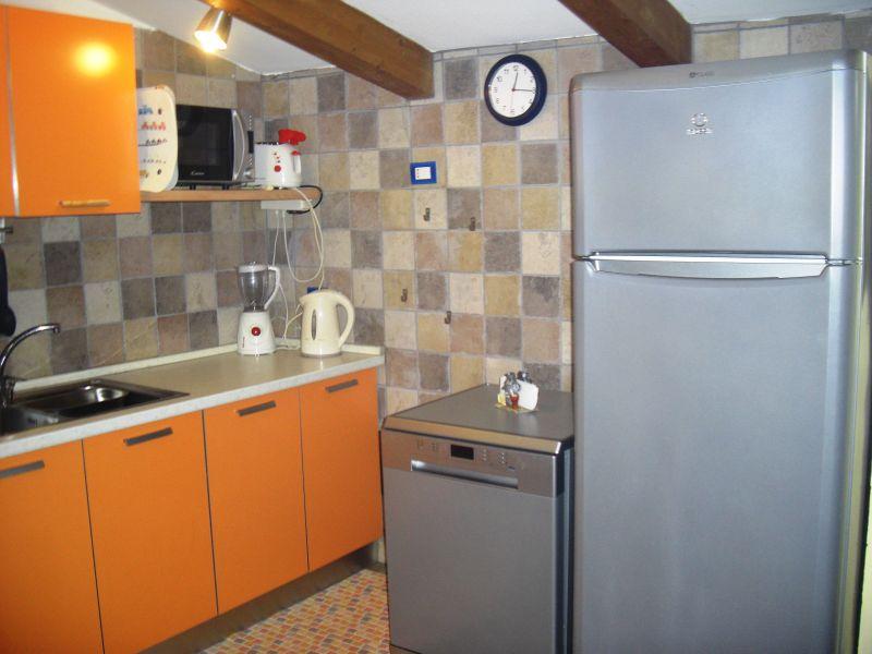 Cucina all'americana Affitto Appartamento 62782 Pisciotta