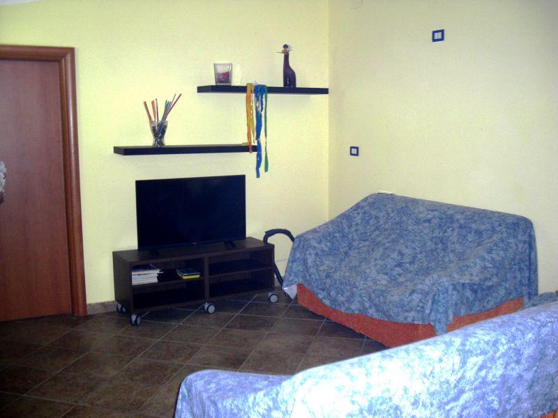 Soggiorno Affitto Appartamento 62782 Pisciotta