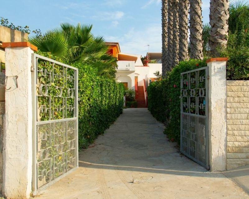 Vista esterna della casa vacanze Affitto Appartamento 63092 Avola