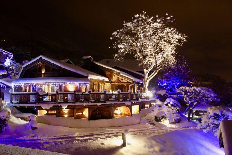 Vista esterna della casa vacanze Affitto Chalet 651 Chamonix Mont-Blanc (Monte Bianco)