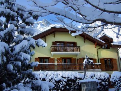 Vista esterna della casa vacanze Affitto Appartamento 669 Chamonix Mont-Blanc (Monte Bianco)