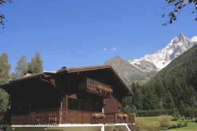 Vista esterna della casa vacanze Affitto Chalet 682 Chamonix Mont-Blanc (Monte Bianco)