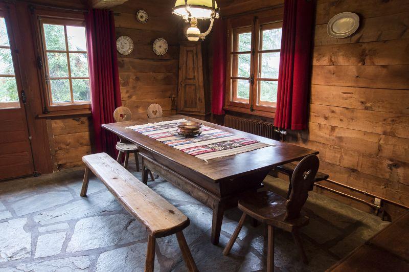 Sala da pranzo Affitto Chalet 706 Chamonix Mont-Blanc (Monte Bianco)