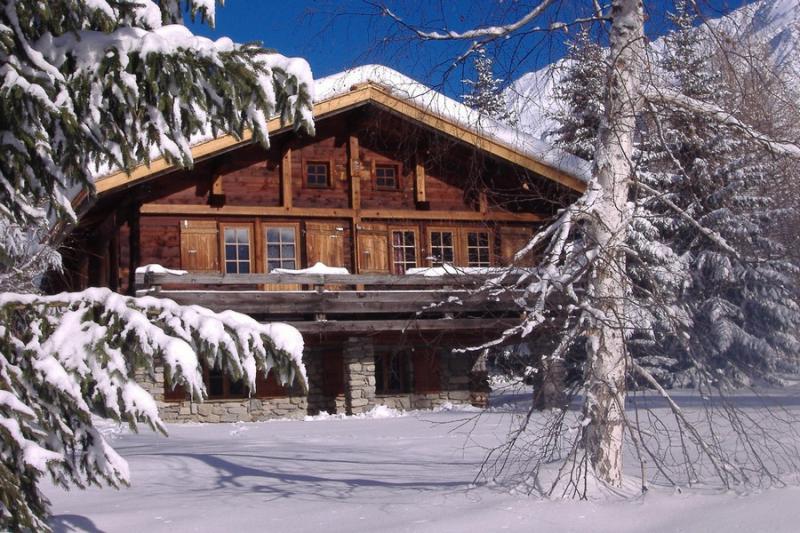 Vista esterna della casa vacanze Affitto Chalet 706 Chamonix Mont-Blanc (Monte Bianco)