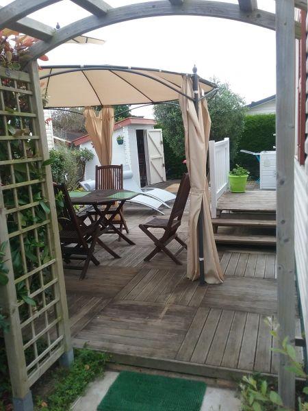Terrazzo Affitto Casa mobile 7575 Saint Malo