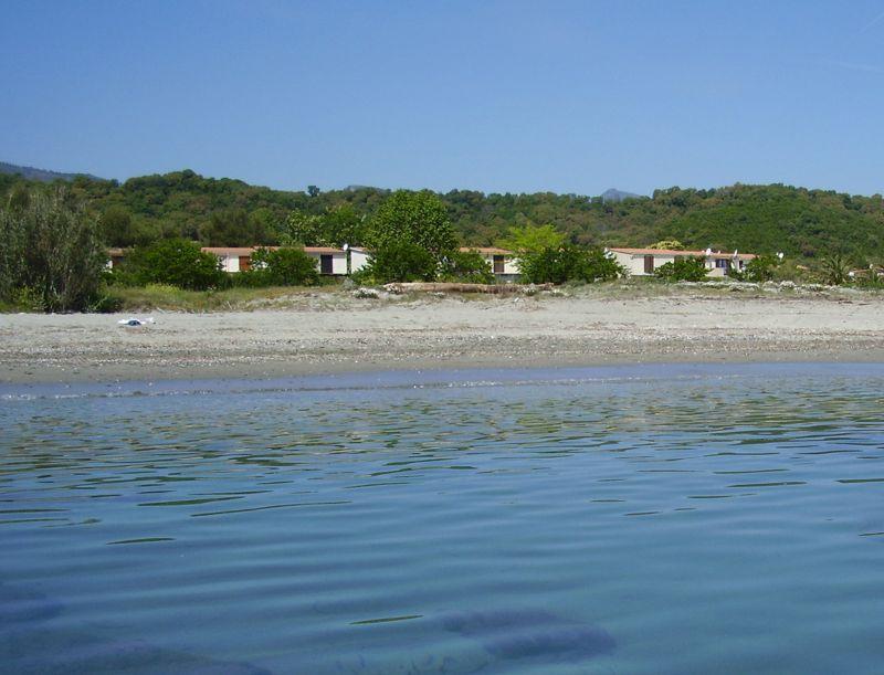 Vista esterna della casa vacanze Affitto Villa  7795 Moriani Plage