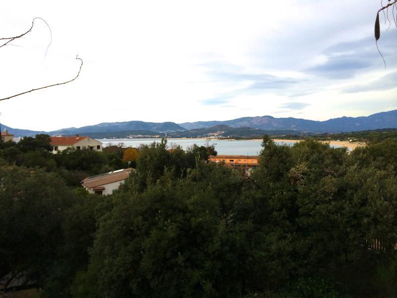 Vista dalla casa vacanze Affitto Monolocale 7812 Porticcio