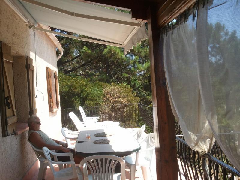 Terrazzo 1 Affitto Villa  7874 Porto Pollo