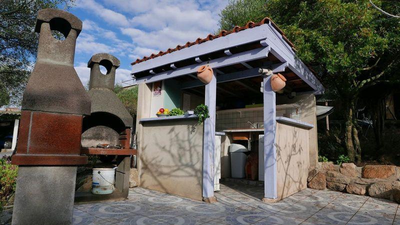 Barbecue Affitto Monolocale 7884 Porto Pollo