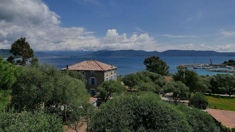 Vista esterna della casa vacanze Affitto Monolocale 7884 Porto Pollo