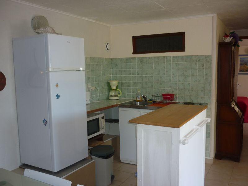 Angolo cottura Affitto Appartamento 7894 Bonifacio