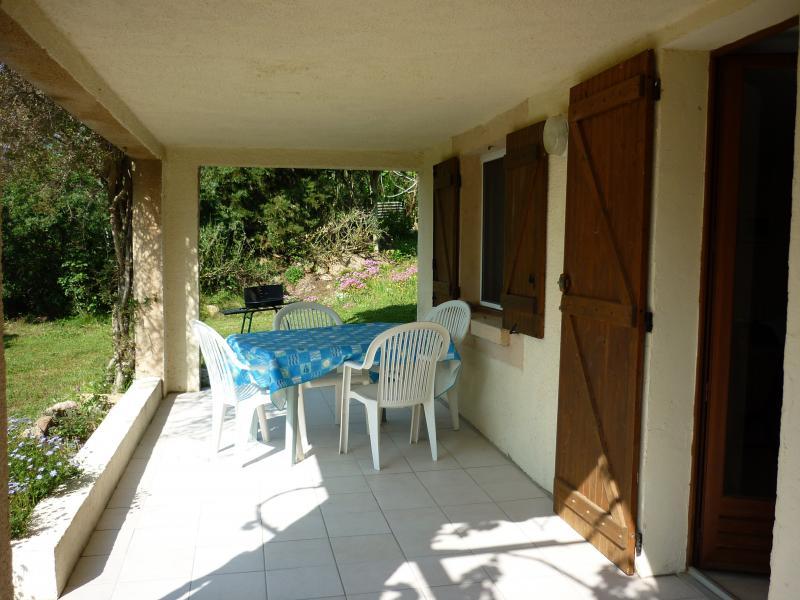Terrazzo Affitto Appartamento 7894 Bonifacio