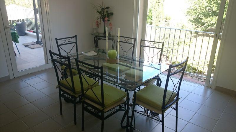 Sala da pranzo Affitto Appartamento 7940 Porto Vecchio