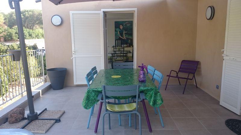 Terrazzo Affitto Appartamento 7940 Porto Vecchio