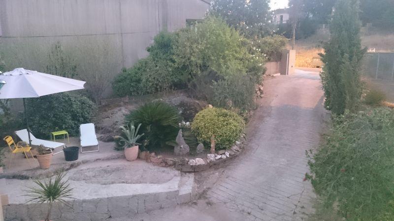 Vista dal terrazzo Affitto Appartamento 7940 Porto Vecchio