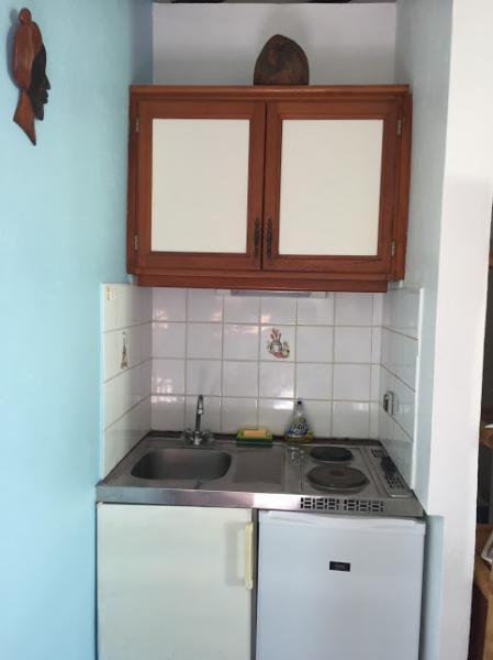 Angolo cottura Affitto Bungalow 8003 Gosier (Guadalupa)
