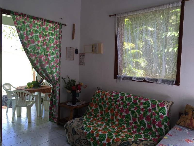 Salotto Affitto Bungalow 8003 Gosier (Guadalupa)