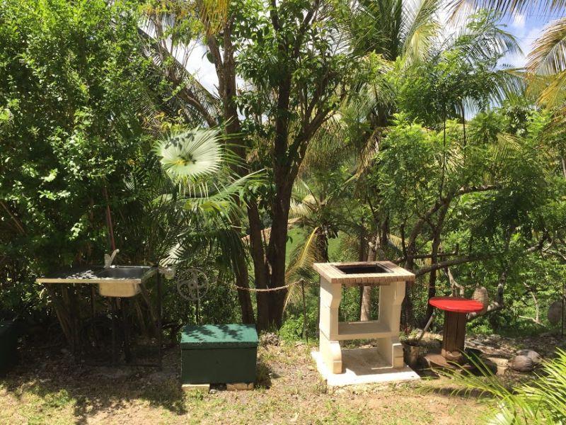 Giardino Affitto Bungalow 8003 Gosier (Guadalupa)