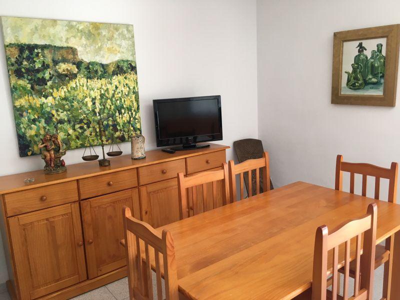 Sala da pranzo Affitto Appartamento 8176 Tarragona
