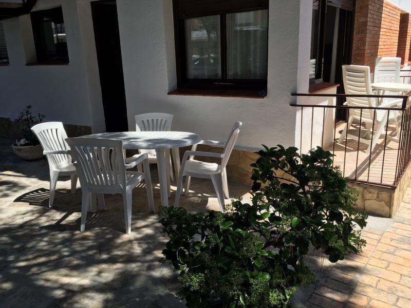 Giardino Affitto Appartamento 8176 Tarragona