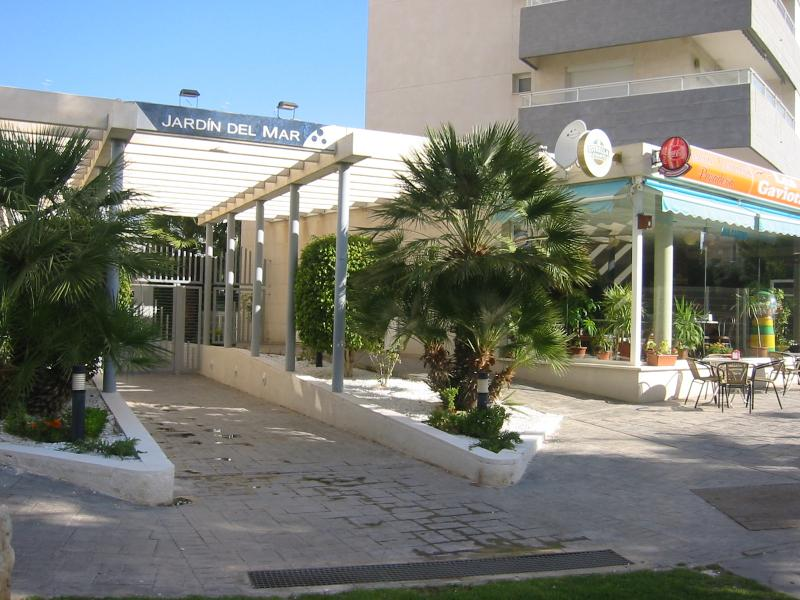 Entrata Affitto Appartamento 8201 Alicante