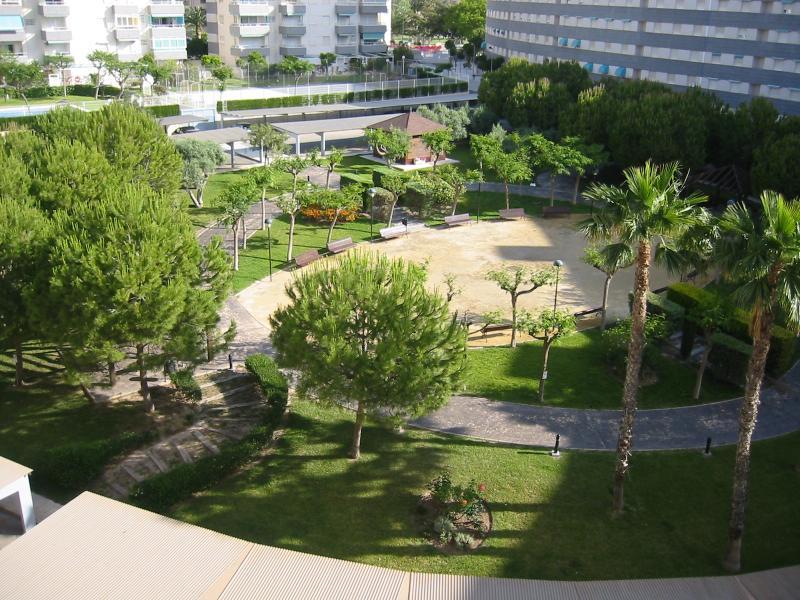 Giardino Affitto Appartamento 8201 Alicante