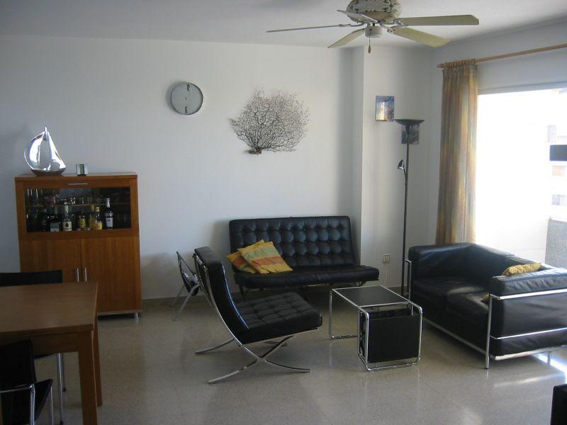 Salotto Affitto Appartamento 8201 Alicante