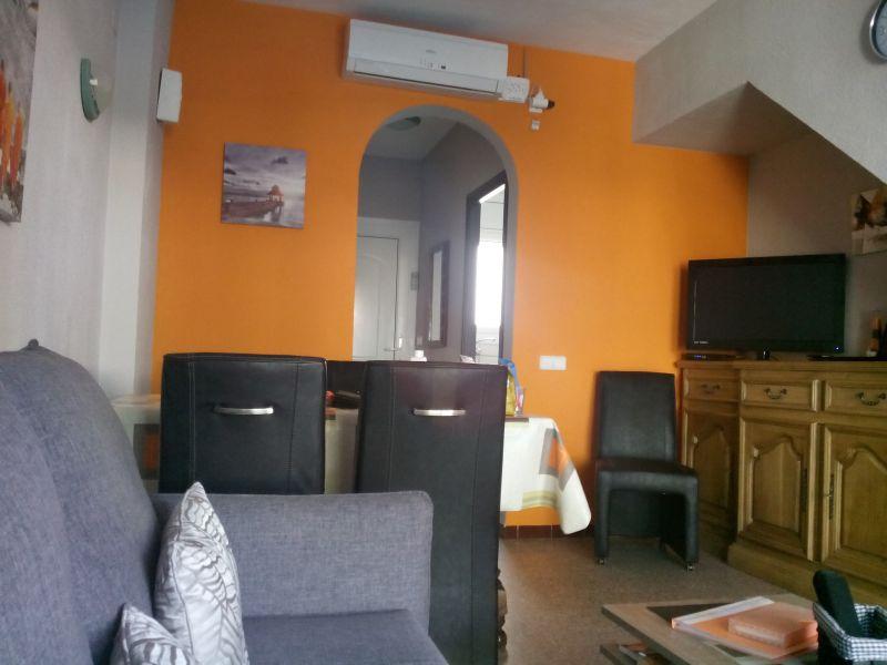 Sala da pranzo Affitto Appartamento 8293 Rosas