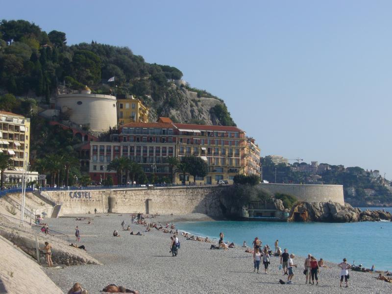 Spiaggia Affitto Appartamento 8341 Nizza