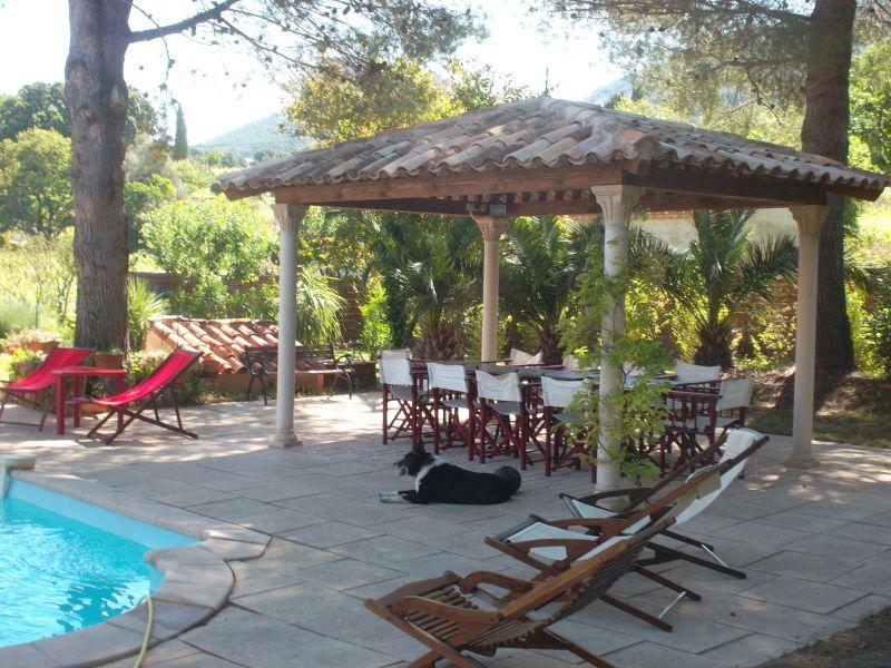 Terrazzo Affitto Villa  8409 Cassis