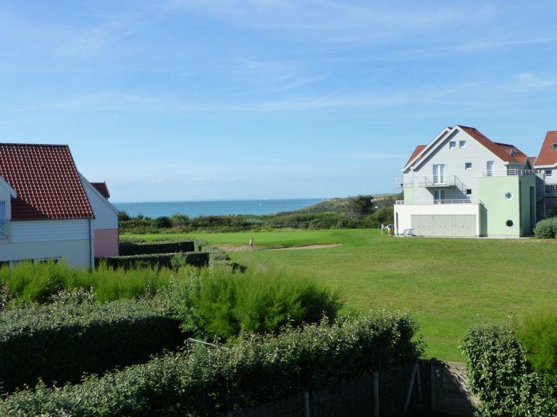 Vista dalla casa vacanze Affitto Casa 8913 Wimereux