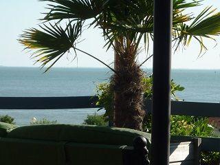 Vista dalla casa vacanze Affitto Villa  9477 Pornic