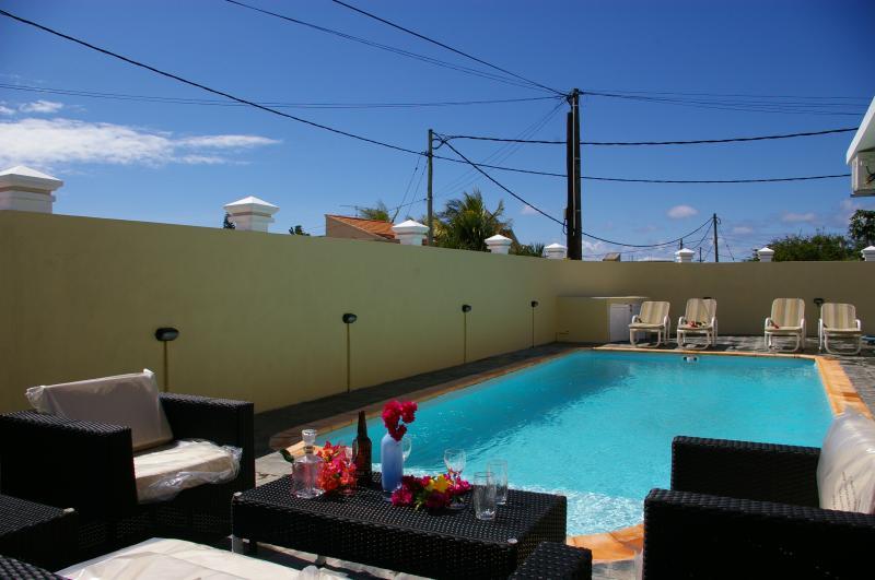 Piscina Affitto Villa  9527 Grand Baie