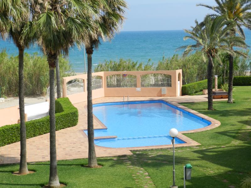 Vista dalla casa vacanze Affitto Appartamento 9697 Dénia